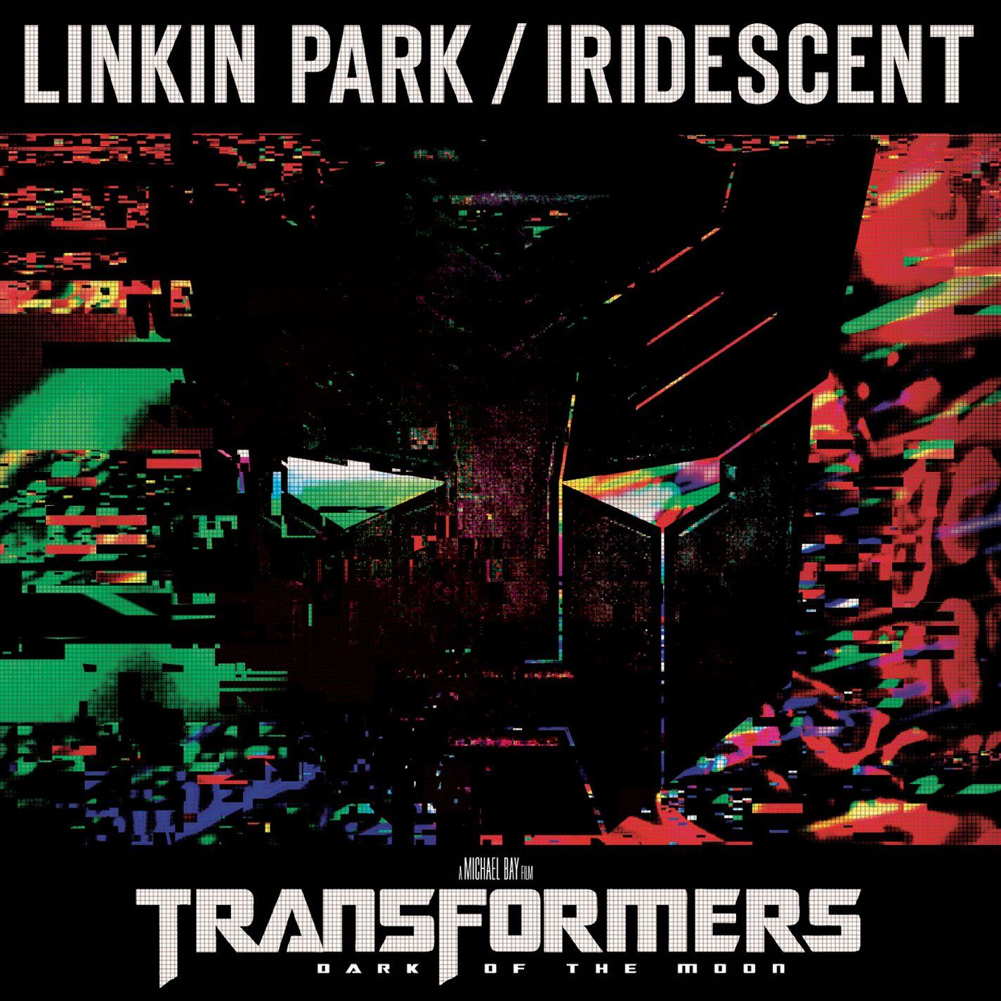 Linkin_Park_IridescentTransformers_Single__Cover