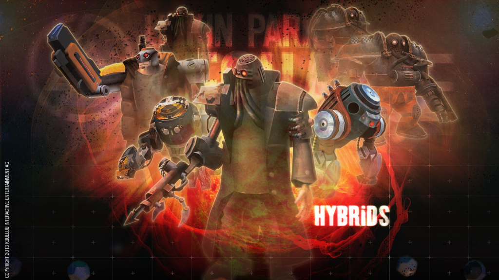 Art - Hybrids