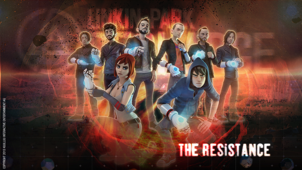 The Resistance - Art