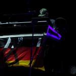 LPxBCDE Flagge am Keyboard-Ständer